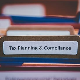 Tax Planning & Compliance